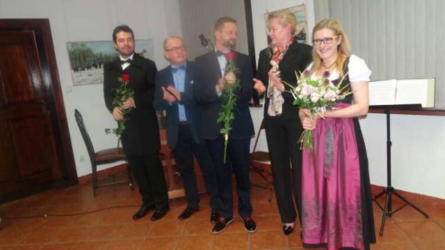 Koncert ,,Mozart po niemiecku'' w Muzeum Regionalnym w Pleszewie
