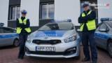 Policjanci ze Świętochłowic mają nowy radiowóz. To Kia Ceed