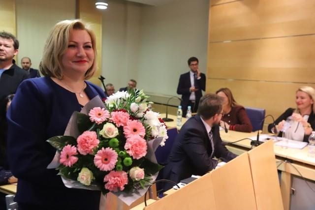 Iwona Koperska została wiceprezesem Eko-Regionu.