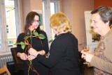 Autorka leśnych stworków odwiedziła Salonik Prasowy kłodzkiej biblioteki (ZDJĘCIA)