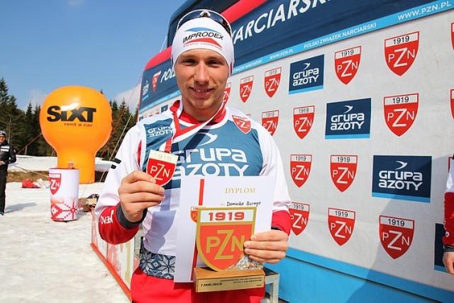 Dominik Bury mistrzem Polski w biegu na 30 km