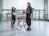 Krakowskie studentki zaprojektowały elektroniczną protezę nogi dla baletnicy