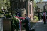 Kraków. Rocznica smoleńska. Prezydent na Cmentarzu Rakowickim [ZDJĘCIA]