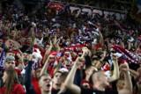 Wielkie emocje na trybunach podczas meczu Wisła - Lechia