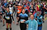 7. Cracovia Półmaraton Królewski. Witalij Szafar najszybszy na mecie. Startowało ponad 4 tysiące biegaczy [ZDJĘCIA]
