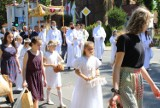Boże Ciało 2021. Parafianie i parafianki z Otorowa wzięli udział w uroczystej procesji