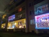 Złotowianie pokochali świąteczne światełka. Zobaczcie najpiekniejsze iluminacje domów