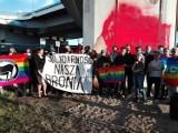 Zniszczony mural odnowiony. Odsłonięcie podczas festiwalu LGBT w Szczecinie