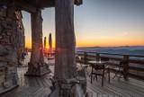 Krynica-Zdrój. Na Jaworzynie Krynickiej powstaje taras widokowy. Turyści będą mogli podziwiać fantastyczne panoramy Tatry [ZDJĘCIA]