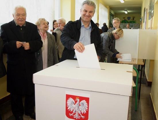 W więzieniach i areszcie najlepszy wynik uzyskał Cezary Grabarczyk.