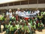 Afrykańska misja strażaków z Jurkowa