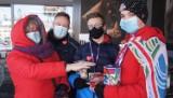 WOŚP Radomsko 2021: Wolontariusze na ulicach miasta. Jak przebiega zbiórka? [ZDJĘCIA]