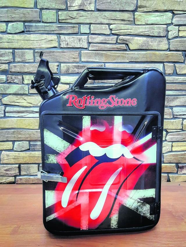 Legendarna formacja The Rolling Stones również otrzymała swój dedykowany Wyjątkowy Blaszak