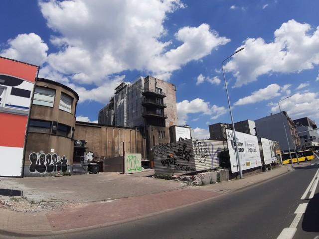 Dawny Dom Powstańca w Katowicach jest w remoncie od ubiegłego roku. Właśnie ruszają prace przy elewacji