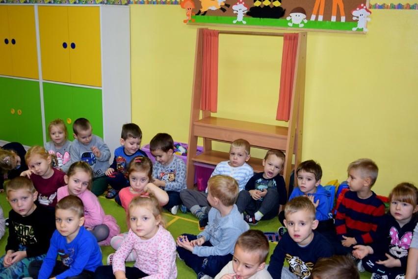 Cenne Krople: Spotkanie z przedszkolakami w Przyprostyni - 18 listopada 2019