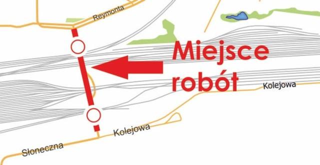 Od 14 stycznia nie przejedziesz ulicą Pod Trzema Mostami!