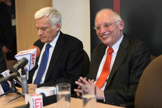 Guenter Verheugen mówił o naszym regionie dużo i ciepło