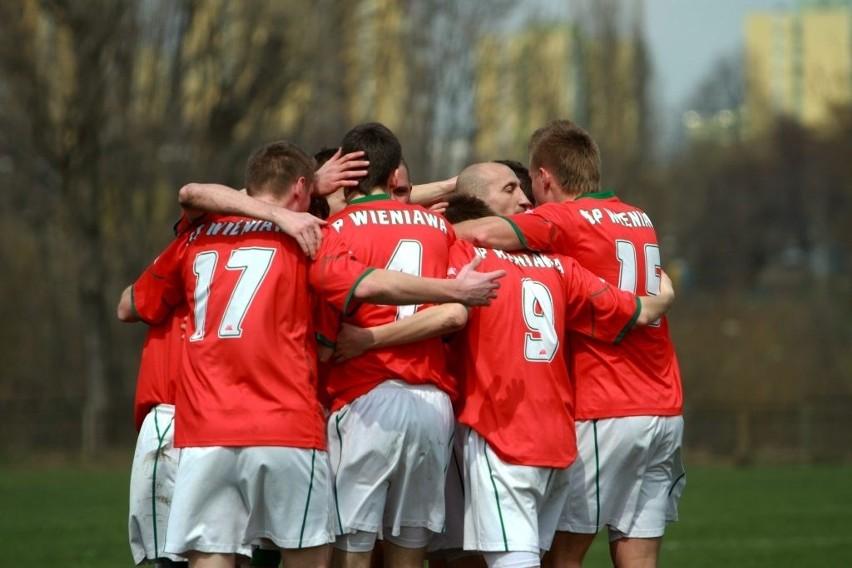 IV liga piłki nożnej: Lublinianka lepsza od Huczwy Tyszowce