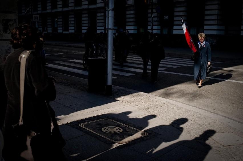 """Zdjęcie z zestawu """"Pożegnanie"""", który zdobył I miejsce w konkursie Wielkopolska Press Photo 2010"""