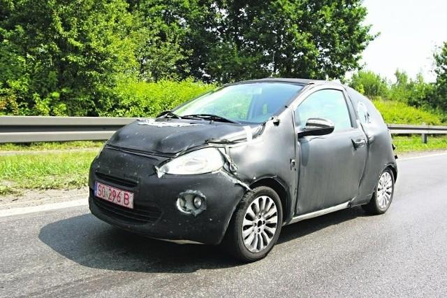 Przy obecnym kursie euro w podstawowej wersji to małe autko powinno kosztować ok. 30 tys. zł