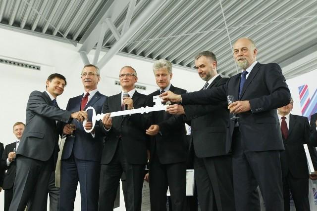 Otwarto nowy terminal na Ławicy!
