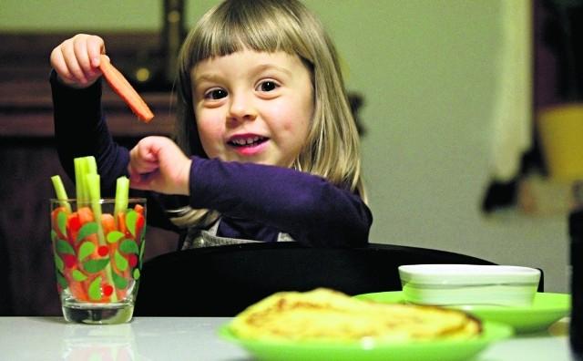 Rodzice 3-letniej Idy chcą, by dziecko było na bezmięsnej diecie także w przedszkolu