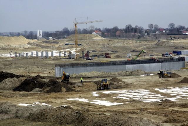 Z wizytą na budowie S17