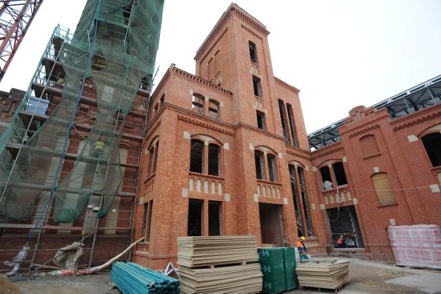 EC-1 wkrótce stenie się Nowym Centrum Łodzi