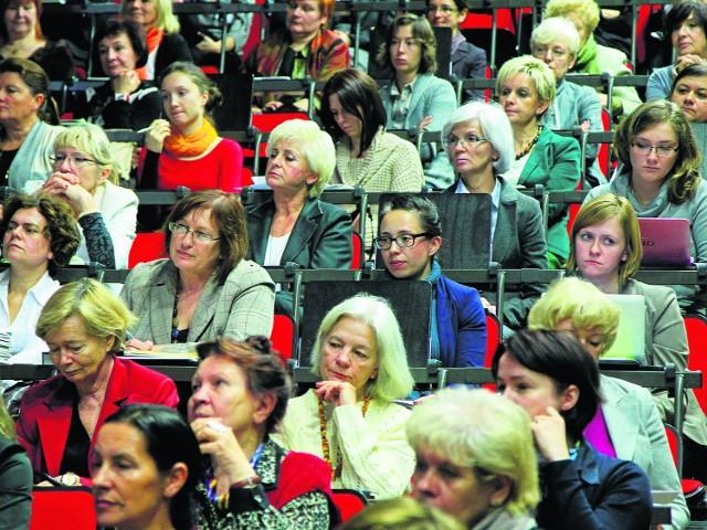 W Poznaniu po raz pierwszy odbył się Wielkopolski Kongres Kobiet