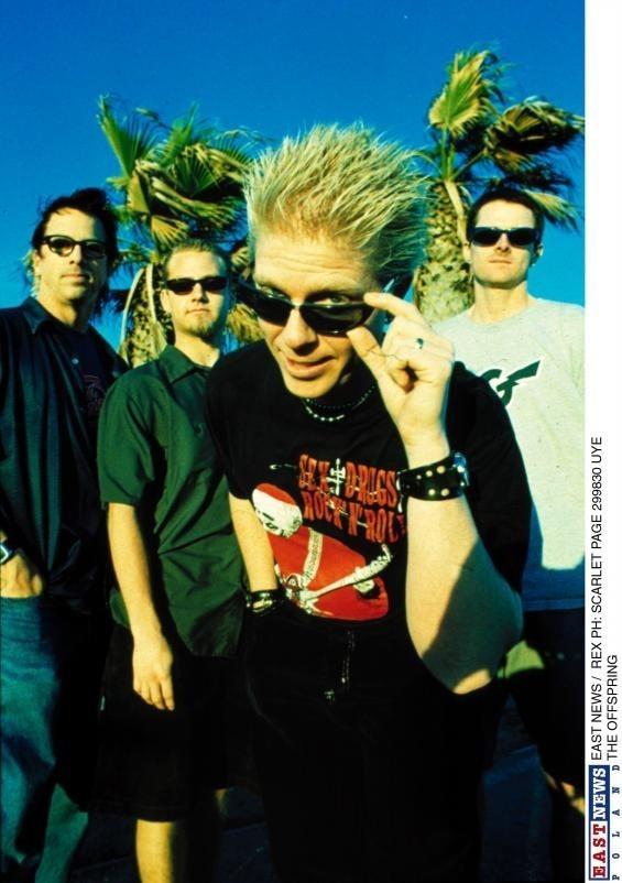 Panowie z The Offspring znów próbują reanimować punk