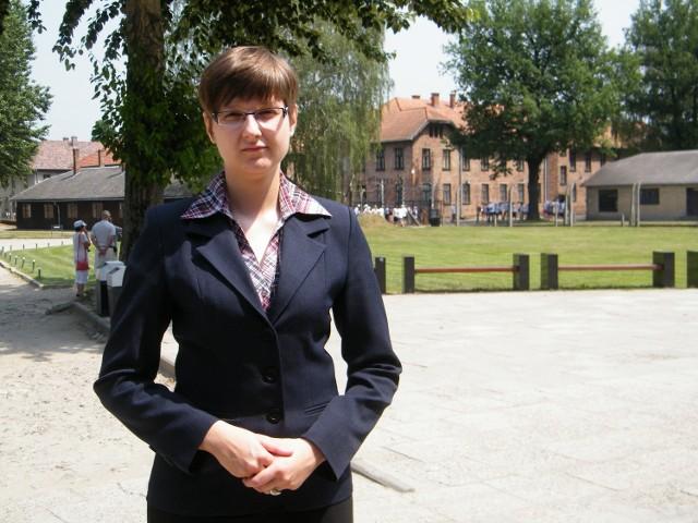Daria Czarnecka od czterech lat jest wolontariuszką