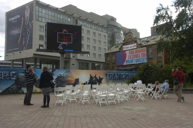 Poznaniacy mogli sobie przypomnieć neon Bałtyku podczas festiwalu Urban Legend.