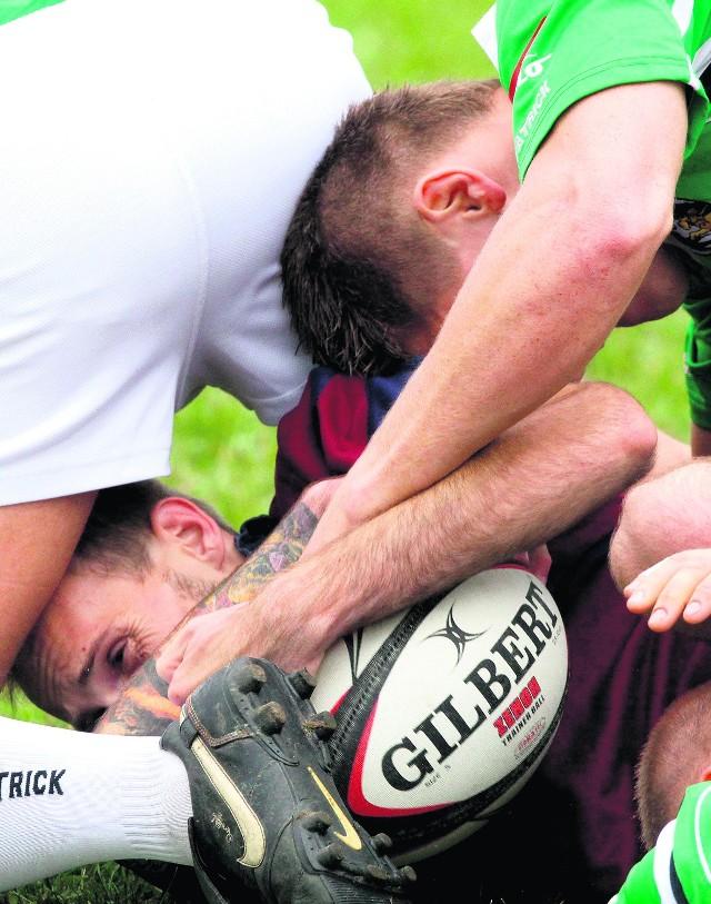 Siódemki rugby walczyły w memoriale Hodury