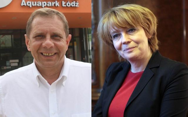 Prezydent Łodzi Hanna Zdanowska pozwała Sławomira Antosa, byłego prezesa Aquaparku Fala