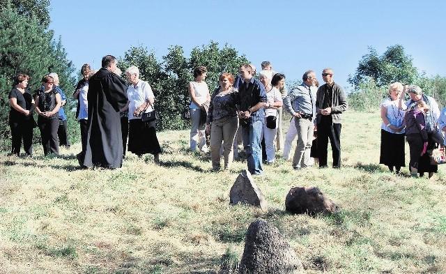 Podczas Dni Kultury Chrześcijańskiej uporządkowano także cmentarz żydowski w Lubaszu
