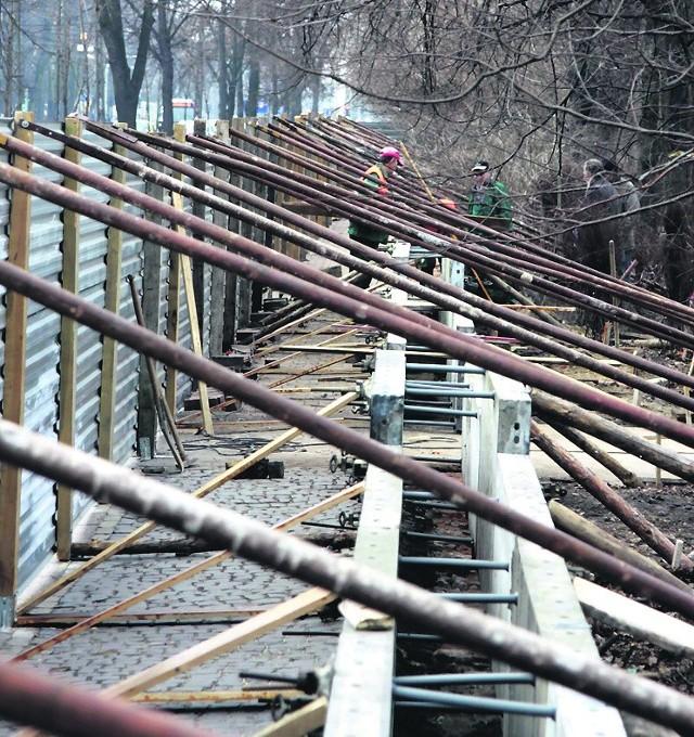 Ogród Saski będzie zamknięty co najmniej do wakacji 2013 r.