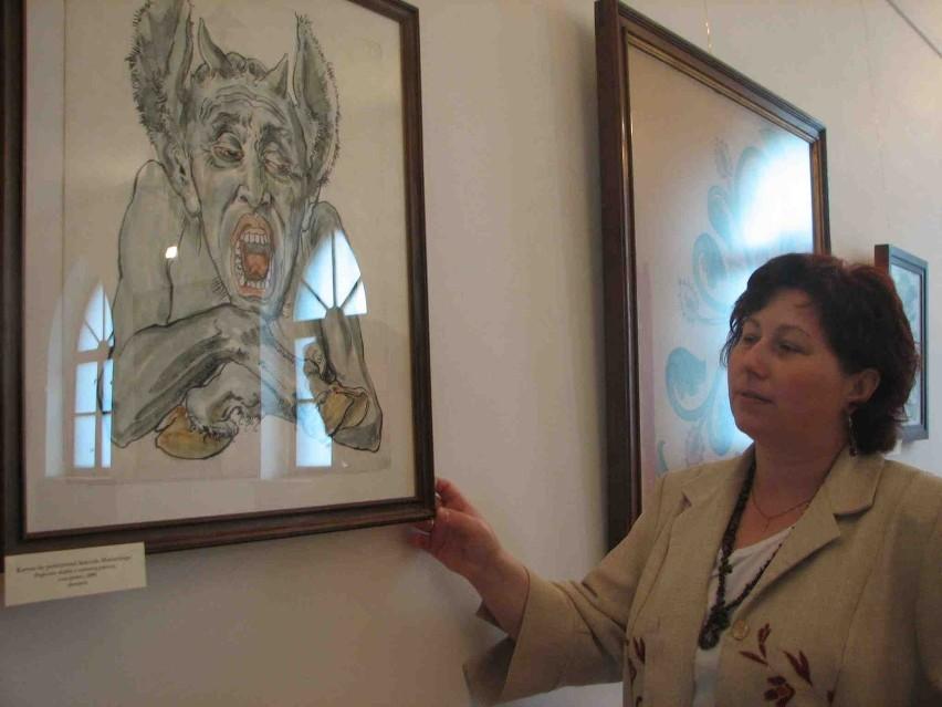 Te eksponaty trzeba  obejrzeć - mówi Julita Ćwikła