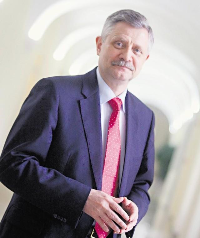 Jerzy Stępień, zastępca prezydenta Poznania