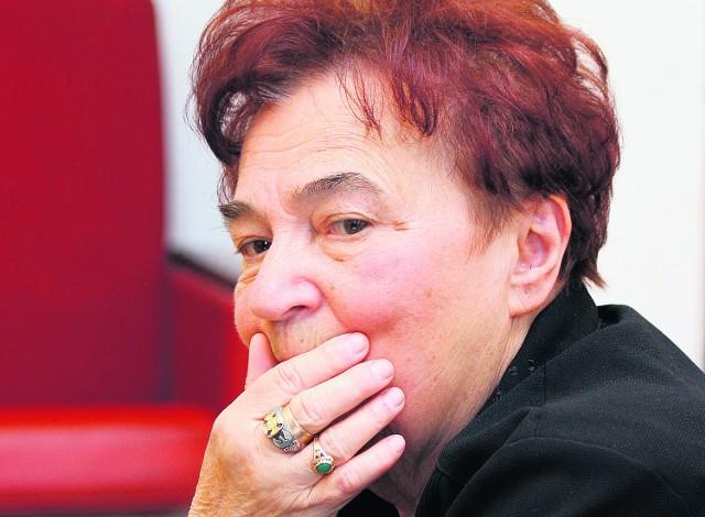Rezygnuję z kandydowania dla synowej - mówi J. Gosiewska