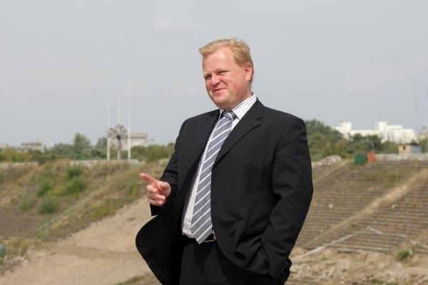 Rafał Kapler, były szef NCS