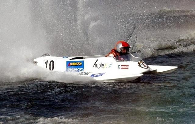 Motorowodny mistrz rozpoczyna kolejny sezon startów.