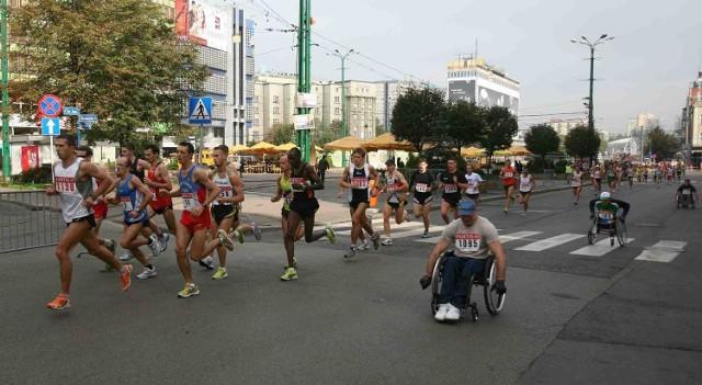 Silesia Marathon jest kontynuacją rozgrywanego od 4 lat w Katowicach półmaratonu 4-energy