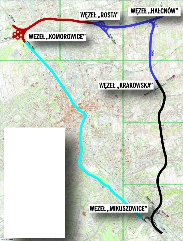 W piątek o godz. 16 oficjalnie otwarta zostanie obwodnica Bielska-Białej. Tuż po niej będzie się można przejechać nowoczesną trasą.