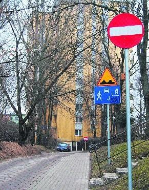 Te znaki drogowe nawzajem się wykluczają