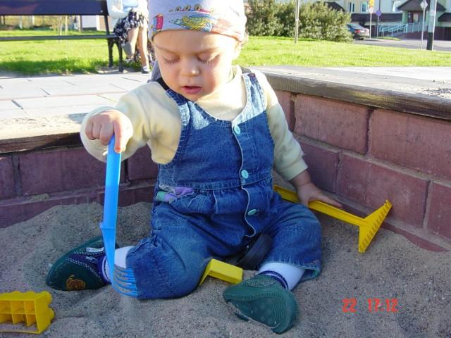 Wielu rodziców nie wyobraża sobie placów zabaw bez piaskownic