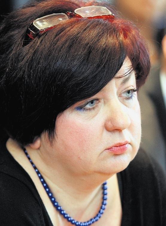 Katarzyna Ścisłowska, była prezes stowarzyszenia
