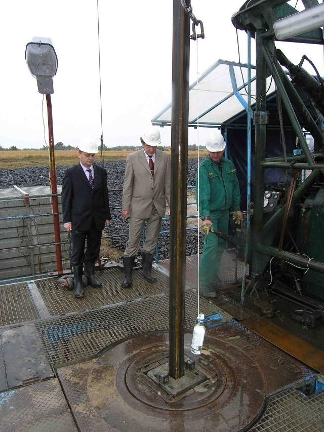 Próbne odwierty potwierdziły, że pod Bziem zalegają olbrzymie pokłady węgla