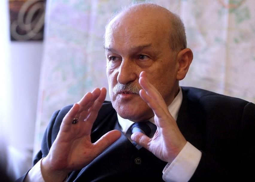 Jerzy Kropiwnicki doradza Hannie Zdanowskiej płacz. Przekonuje, że to czasem lepsza metoda, niże argumenty.