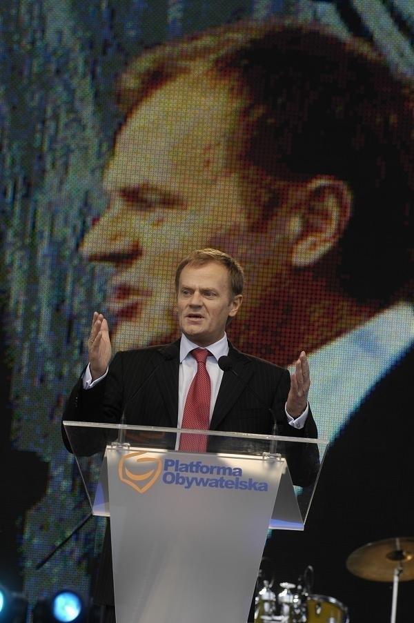 Premier Donald Tusk przyjedzie do Poznania