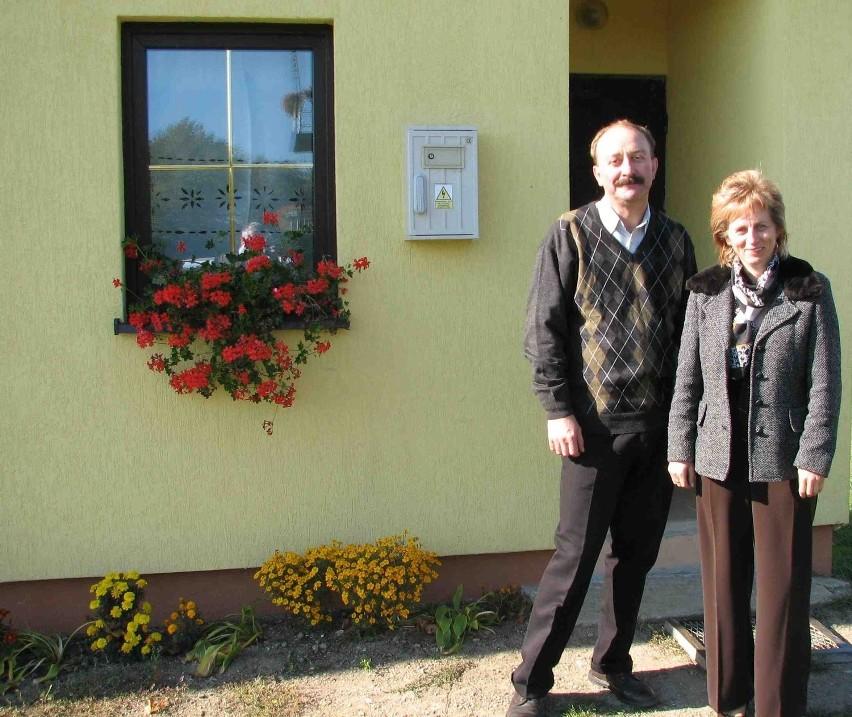 Sołtys Rafał Tomza i jego żona potrafią zmobilizować młodych